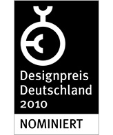 Designpreis der Bundesrepublik Deutschland 2010 -Nominiert-