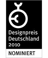Designpreis der Bundesrepublik Deutschland 2010 -Nominiert-