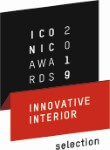 ICONIC AWARDS 2019 Innovative Interior -SELECTION-