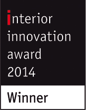 Interior Innovation Award - WINNER 2014