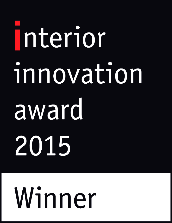 Interior Innovation Award - WINNER 2015