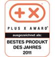 Plus X Award 2011 (Bestes Produkt des Jahres 2011)