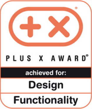Plus X Award 2012 (Design, Funktionalität)