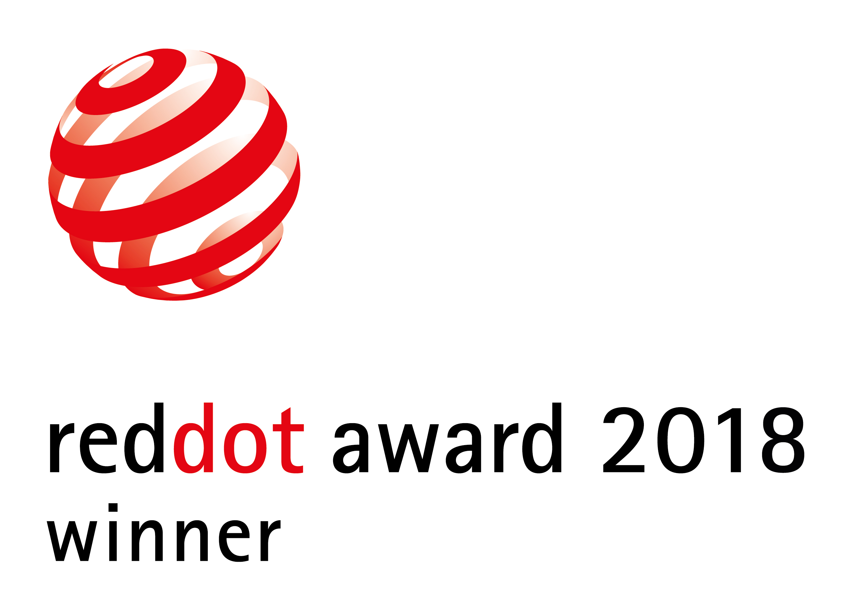 Reddot Award 2018 Winner