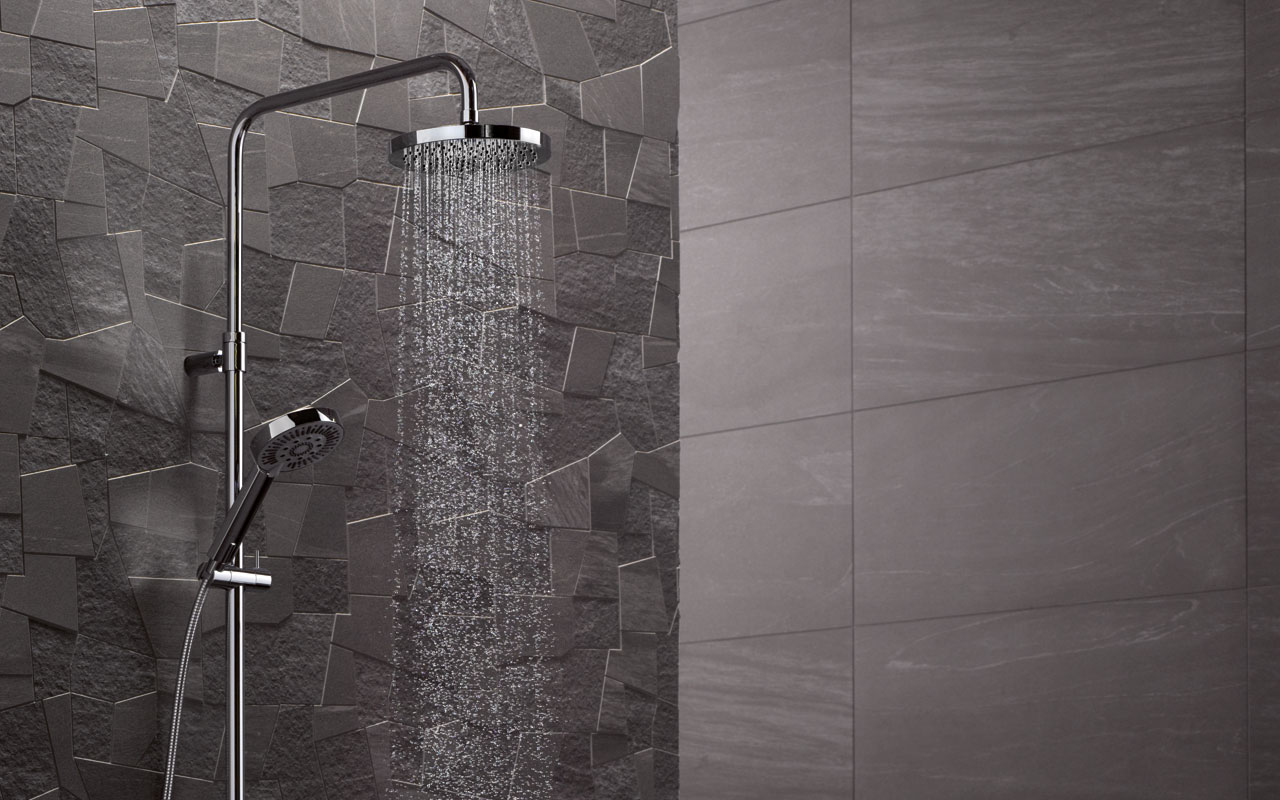 Dual Shower Systeme und Brause-Sets