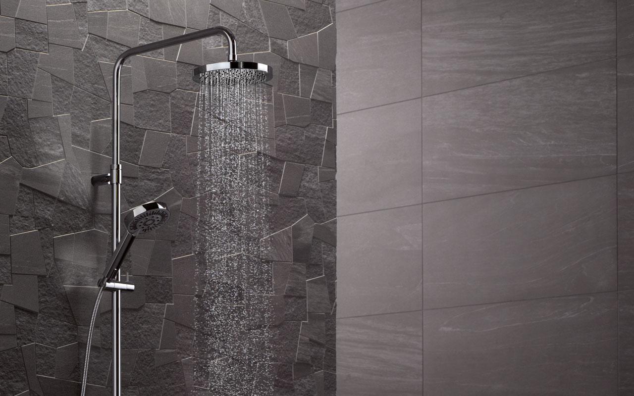 Dual Shower Systeme und Brause-Sets