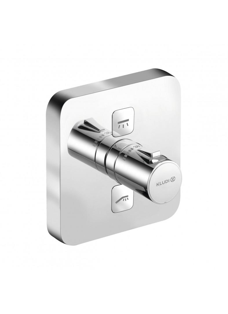 Unterputz-Brause-Thermostatarmatur