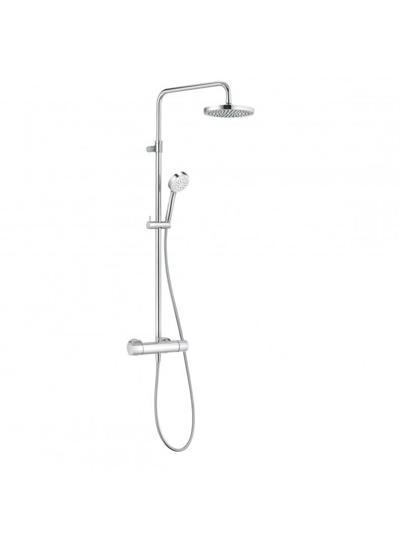 Thermostat-Dual-Shower System DN 15