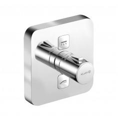 Baterie duş cu termostat încastrată