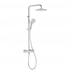 DUAL SHOWER SYSTEM z termostatem