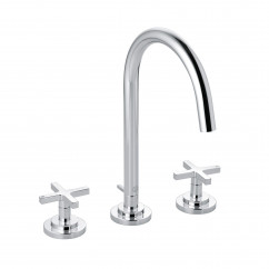 three-hole basin mixer DN 15