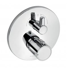 concealed thermostatic bath- and shower mixer