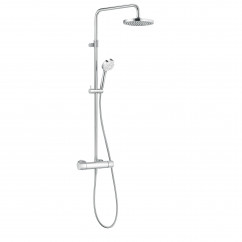 THM DUAL SHOWER SYSTEM
