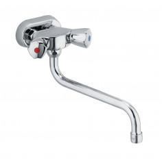 wall mounted sink mixer DN 15