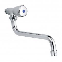 sink swivelling valve DN 15
