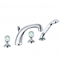 bath- and shower mixer DN 15