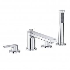 bath- and shower mixer DN 15