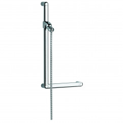 barrier-free shower bar