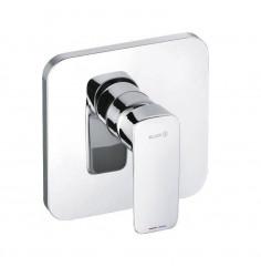 mitigeur de douche à encastrer