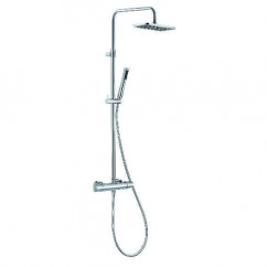 Thermostatic-Dual-Shower-System DN 15