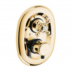 concealed thermostatic mixer