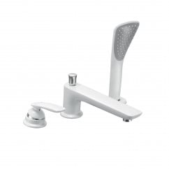 single lever bath and shower mixer DN 15