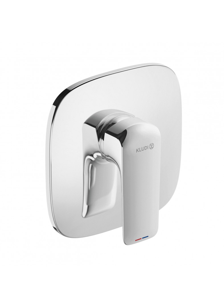 concealed single lever shower mixer