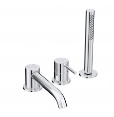 single lever bath- and shower mixer DN 15