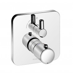 concealed thermostatic shower mixer