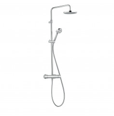 Thermostat Dual Shower System