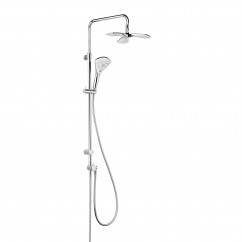 Dual-Shower-System