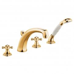 kádtöltő- és zuhanycsap