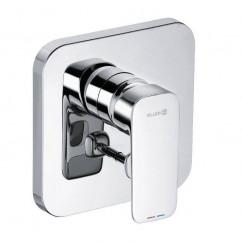podomítková jednopáková vanová a sprchová baterie