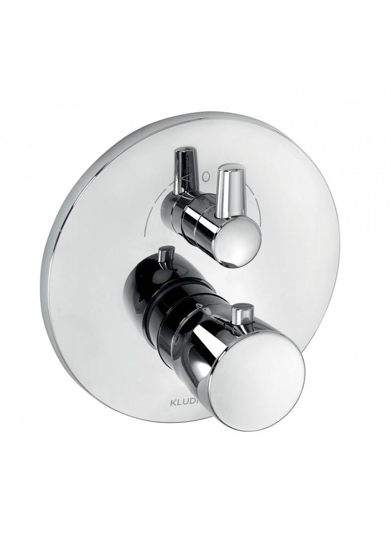 podomítková vanová/sprchová termostatická baterie