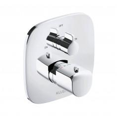 Podomietková termostatická vaňová batéria