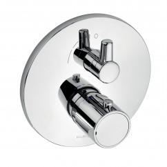 podomietková sprchová termostatická batéria