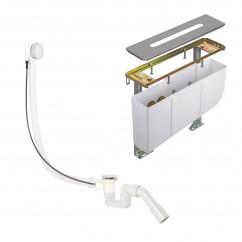 montážna jednotka pre vaňový okrajový systém